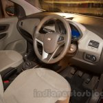 2017 Chevrolet Spin interior unveiled in Delhi