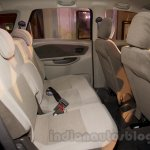 2017 Chevrolet Spin rear cabin unveiled in Delhi