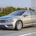 2017 VW Jetta rendering