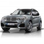 BMW X3 xDrive 30d M Sport front