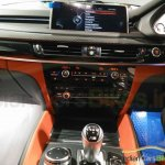 BMW X5M center console snapped India