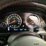 BMW X5M cluster snapped India