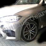 BMW X5M front India spied