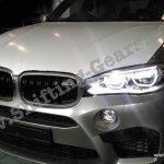 BMW X5M grille India spied