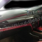 BMW X5M interior India spied