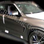 BMW X5M side India spied