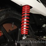Honda Livo suspension