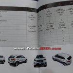 Hyundai Creta brochure exterior features