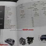 Hyundai Creta brochure technical specifications