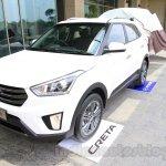 Hyundai Creta front quarters