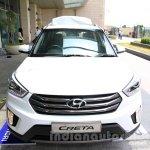 Hyundai Creta front