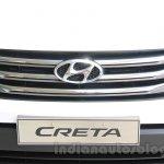 Hyundai Creta grille