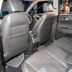 Hyundai Creta rear legroom
