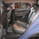 Hyundai Creta rear seats