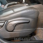 Hyundai Creta seat height adjustment