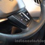 Hyundai Creta steering buttons