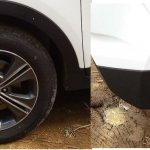 Hyundai Creta wheels dealership spied