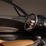Kia GT concept interior