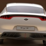 Kia GT concept rear