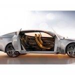 Kia GT concept right side