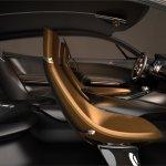 Kia GT concept seats