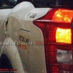 Mahindra XUV500 petrol fuel lid snapped in Chennai