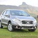 Maruti S-Cross 1.6 front quarter Review