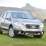 Maruti S-Cross DDiS 320 front Review