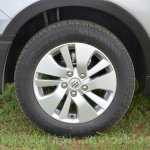 Maruti S-Cross alloys Review