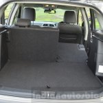 Maruti S-Cross boot seat folded Review