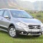 Maruti S-Cross diesel front Review