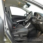 Maruti S-Cross driver seat Review