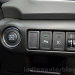 Maruti S-Cross engine start button Review
