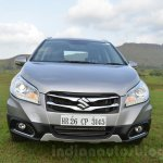 Maruti S-Cross front Review