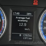 Maruti S-Cross fuel efficiency Review