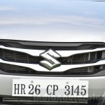 Maruti S-Cross grille Review