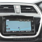 Maruti S-Cross navigation Review
