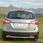 Maruti S-Cross rear Review