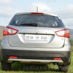 Maruti S-Cross rear fascia Review