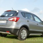 Maruti S-Cross rear view Review