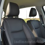 Maruti S-Cross seats Review