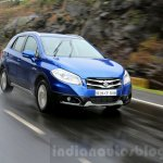 Maruti S-Cross tracking Review