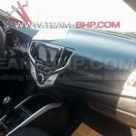 Maruti YRA interior fully exposed