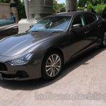 Maserati Ghibli India reveal