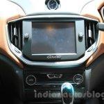 Maserati Ghibli touchscreen India reveal