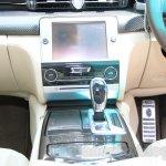 Maserati Quattroporte center console India reveal