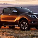 Mazda BT-50 2016 (facelift) dual cab official image