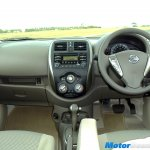 Nissan Micra X-Shift interior
