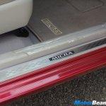 Nissan Micra X-Shift scuff plate