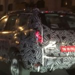 Renault Duster facelift India spied